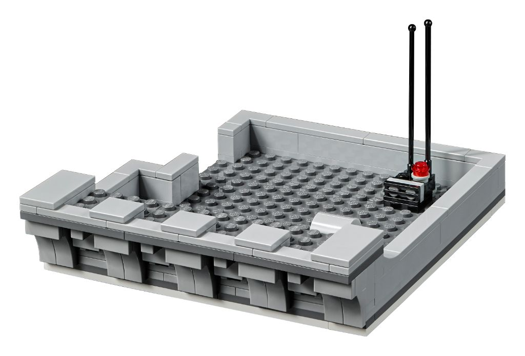 LEGO 10278 Modular Buildings Collection Police Station 8