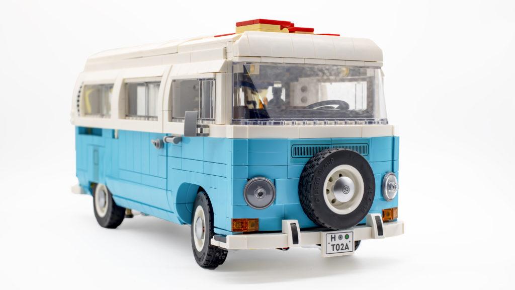 LEGO 10279 Volkswagen T2 Camper Van 19