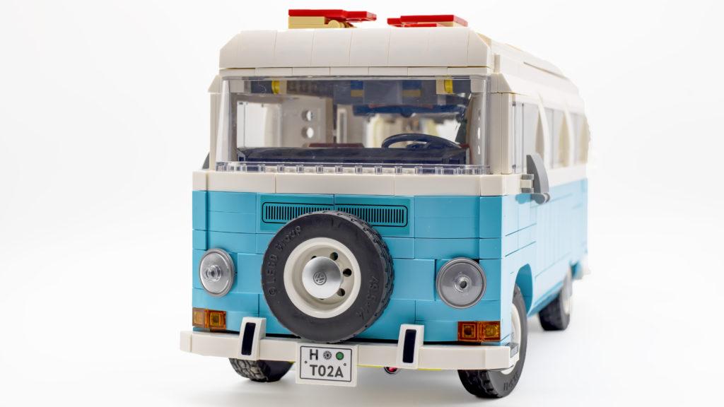 LEGO 10279 Volkswagen T2 Camper Van 20