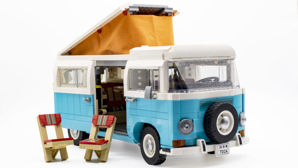 LEGO 10279 Volkswagen T2 Camper Van 25