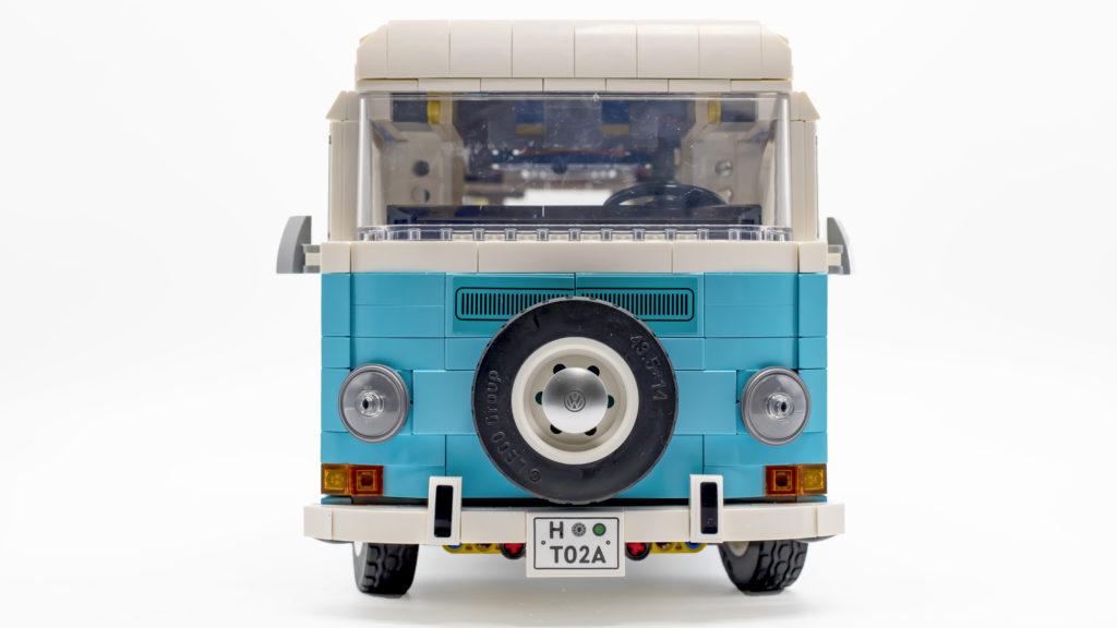 LEGO 10279 Volkswagen T2 Camper Van 38