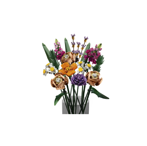 LEGO 10280 Flower Bouquet 4