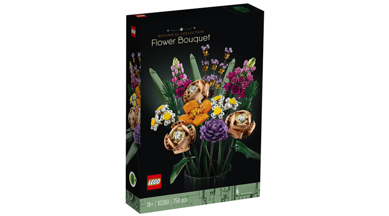 LEGO 10280 Flower Bouquet Featured