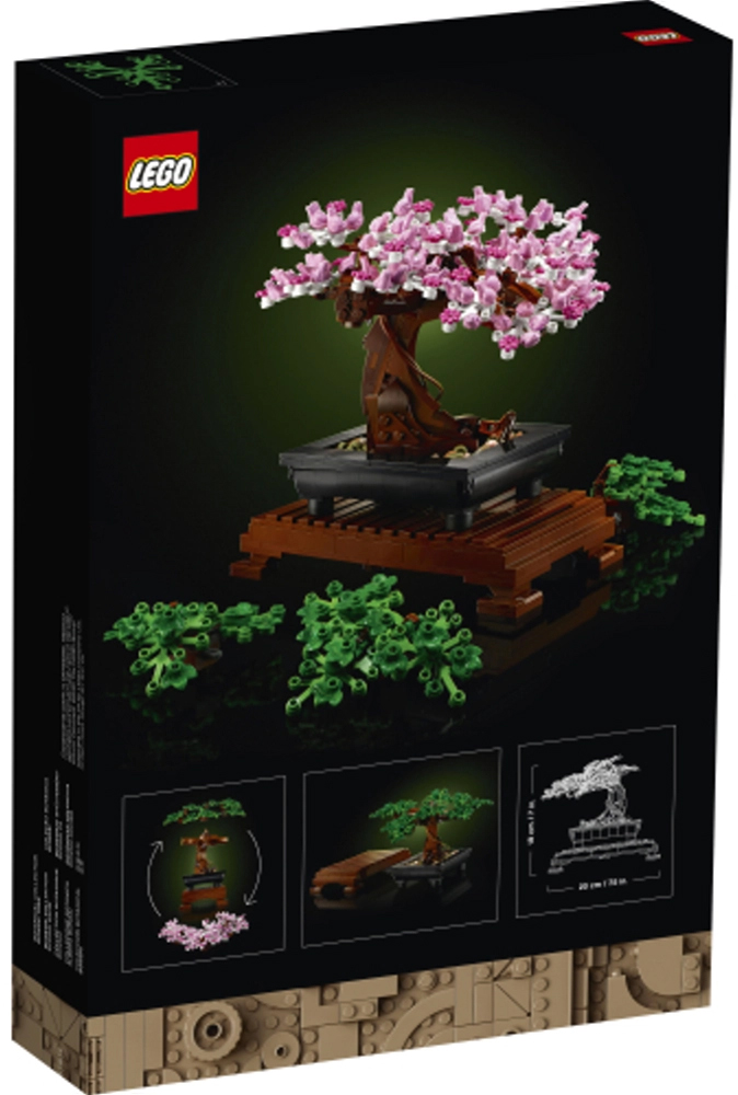 LEGO 10281 Bonsai Tree 2
