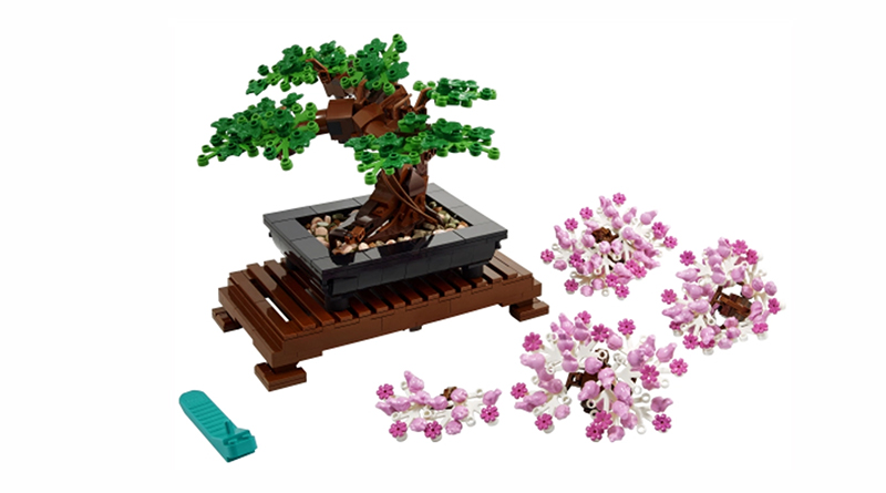 LEGO 10281 Bonsai Tree Featured