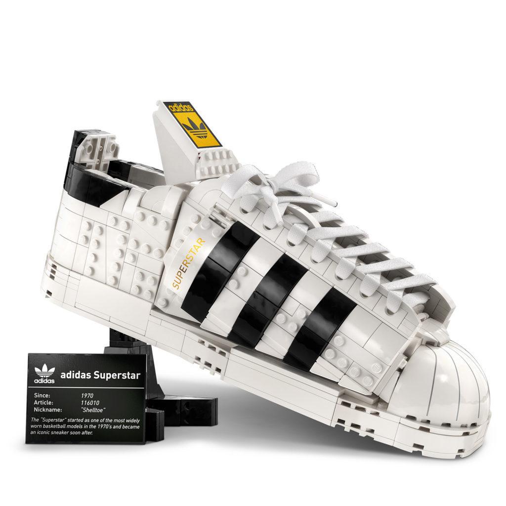 LEGO 10282 Adidas Originals Superstar 11