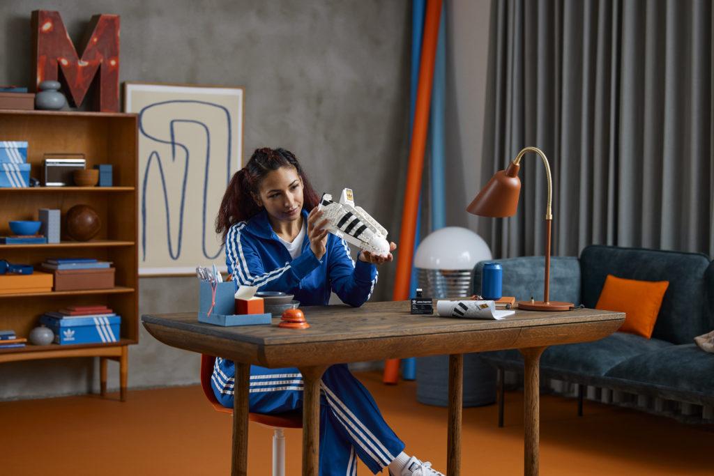 LEGO 10282 Adidas Originals Superstar 13