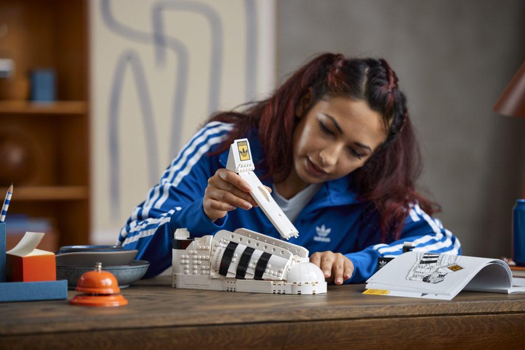 LEGO 10282 Adidas Originals Superstar 17