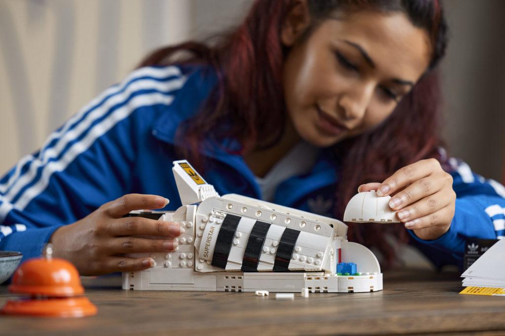 LEGO 10282 Adidas Originals Superstar 18