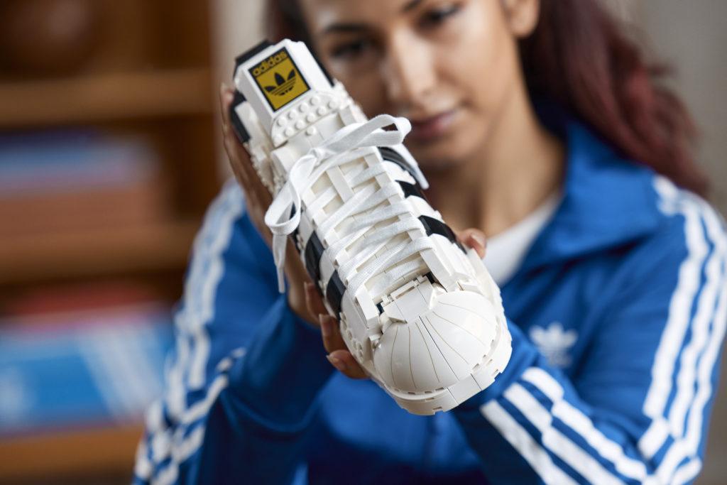LEGO 10282 Adidas Originals Superstar 20
