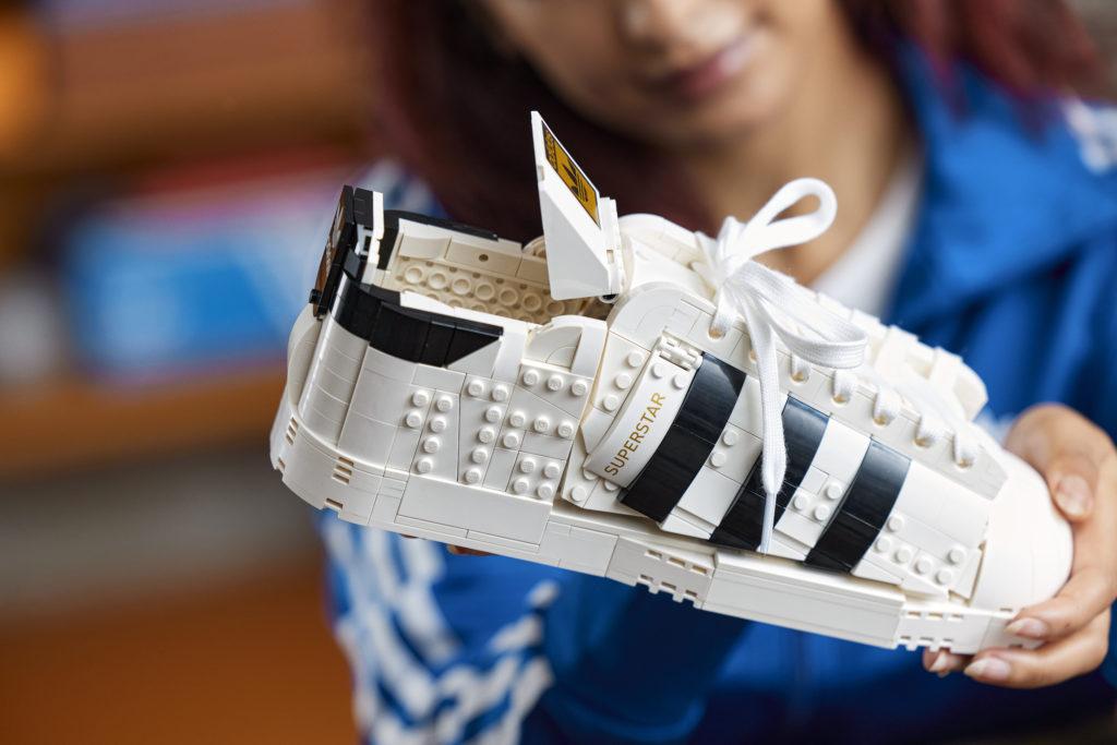 LEGO 10282 Adidas Originals Superstar 21