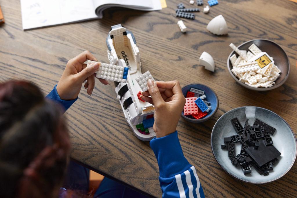 LEGO 10282 Adidas Originals Superstar 25