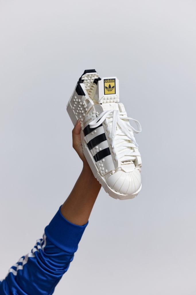 LEGO 10282 Adidas Originals Superstar 27