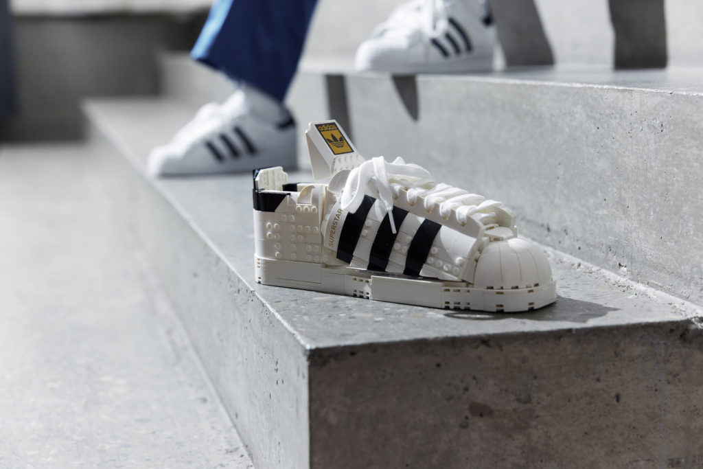 LEGO 10282 Adidas Originals Superstar 28