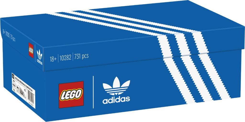 LEGO 10282 Adidas Originals Superstar 3