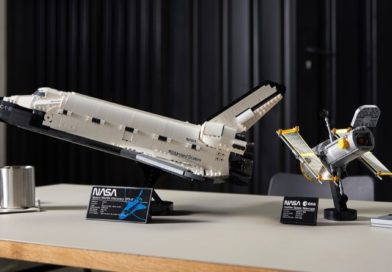 LEGO 10283 NASA Space Shuttle Discovery is out now