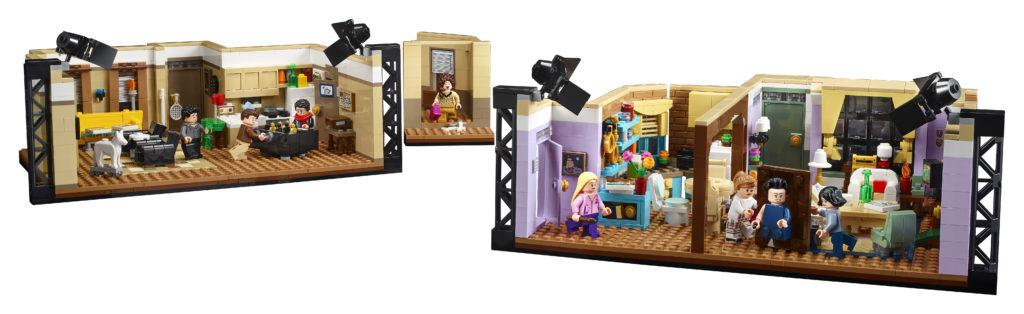 LEGO 10292 Friends Apartments 1
