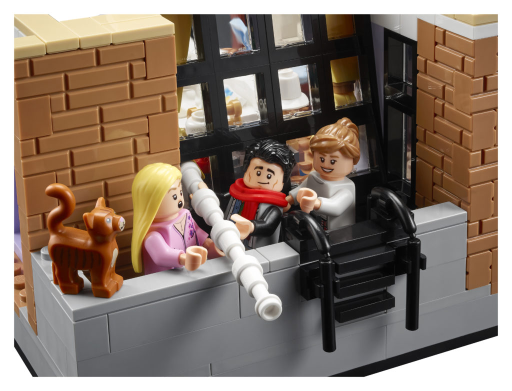 LEGO 10292 Friends Apartments 10