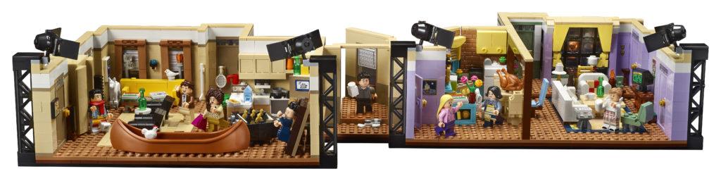 LEGO 10292 Friends Apartments 2