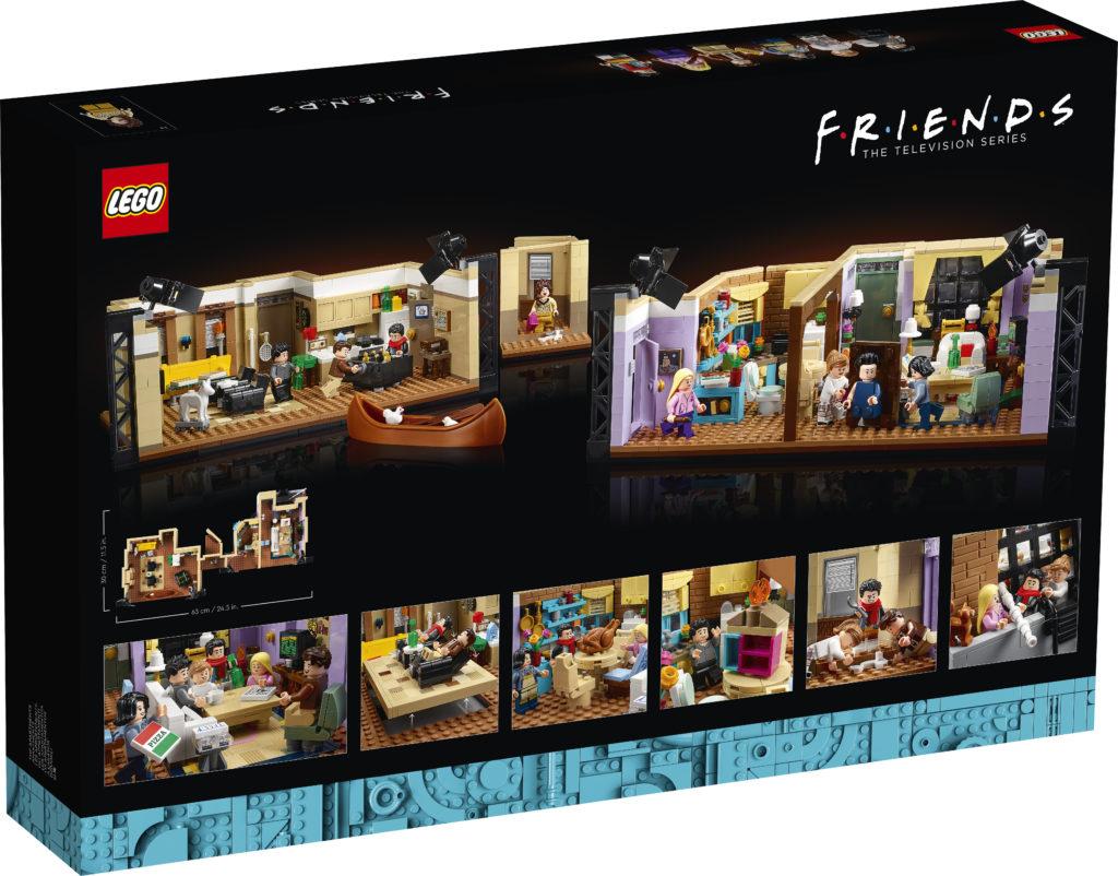 LEGO 10292 Friends Apartments 4