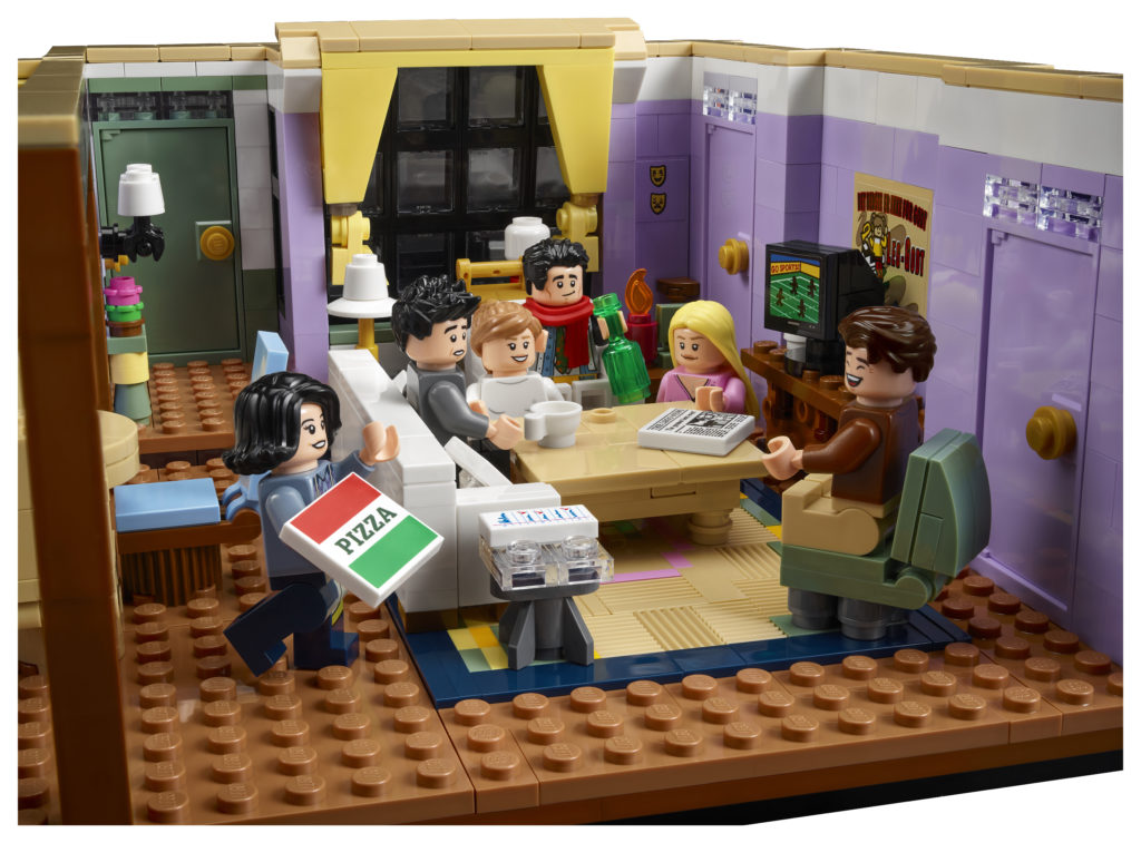 LEGO 10292 Friends Apartments 5