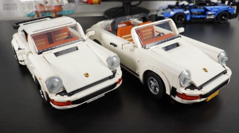 LEGO 10295 Porsche 911 First Look Featured 800x445