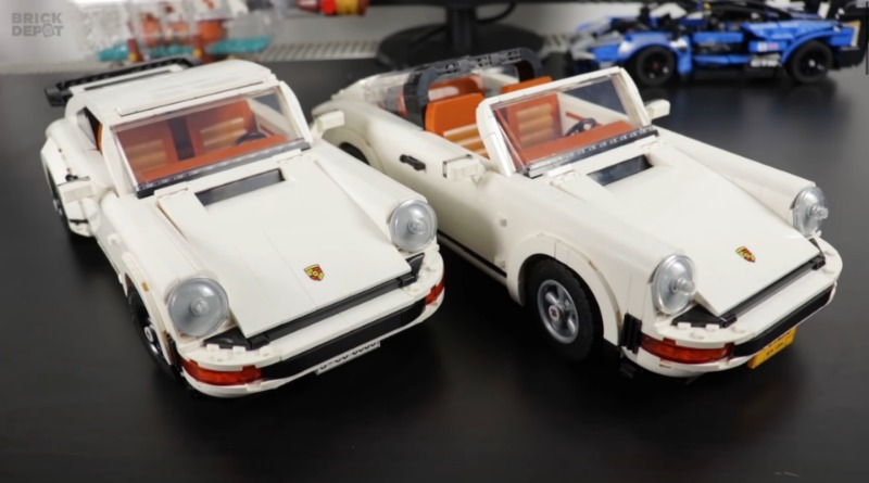 LEGO 10295 Porsche 911 First Look Featured