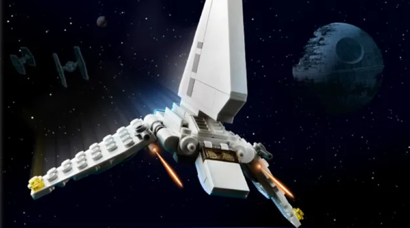 LEGO 30388 Imperial Shuttle Star Wars Featured