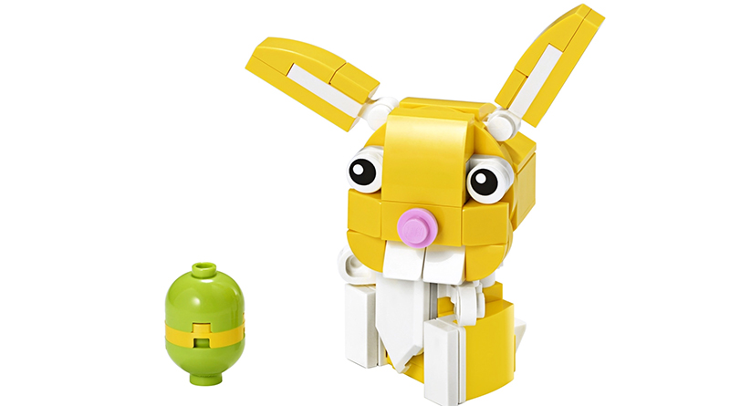 LEGO 30550 Easter Bunny Featured 800 445