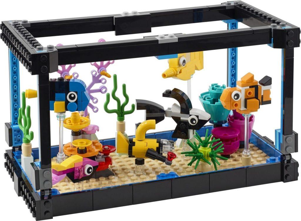 LEGO 31122 Fish Bowl