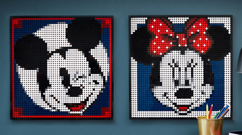 LEGO 31202 Disneys Mickey Mouse Alternate Builds Featured