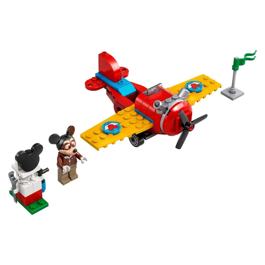 LEGO 4 10772 MICKEY MOUSES PROPELLER PLANE 2