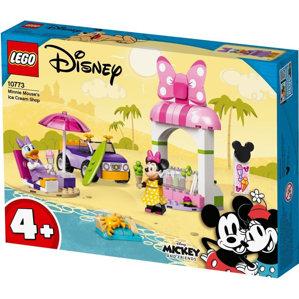 LEGO 4 10773 MINNIE MOUSES ICE CREAM SHOP 1