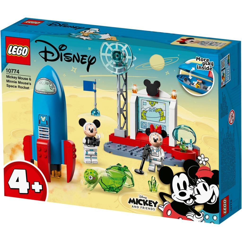 LEGO 4 10774 MICKEY MOUSE MINNIE MOUSES SPACE ROCK 1