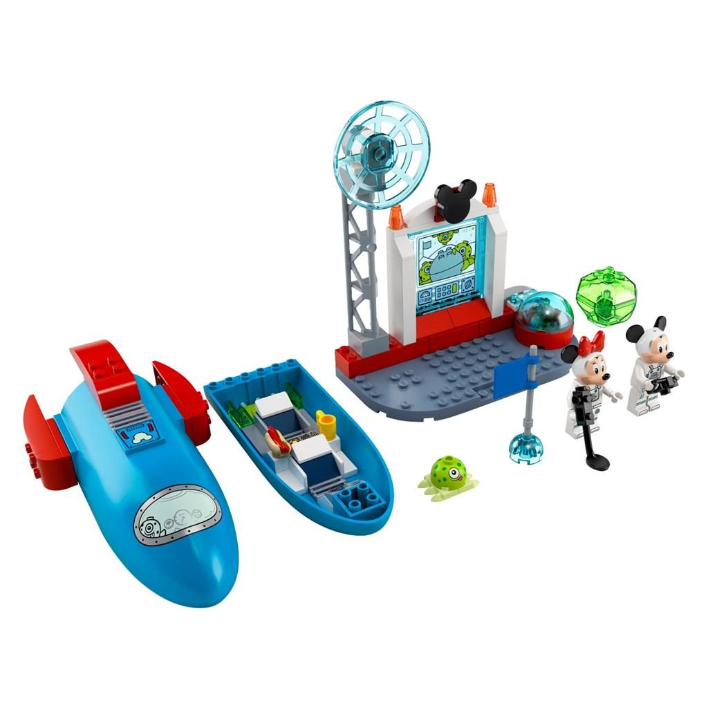 LEGO 4 10774 MICKEY MOUSE MINNIE MOUSES SPACE ROCK 2