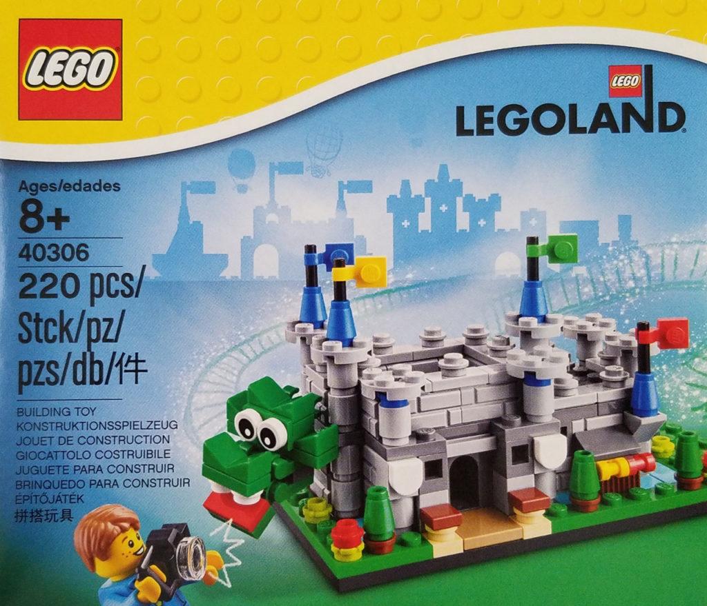LEGO 40306 LEGOLAND Micro Castle
