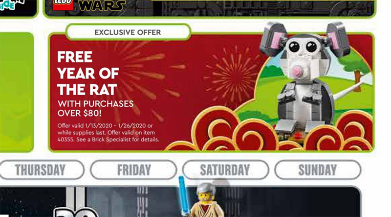 LEGO 40355 YEar Of The Rat Promo Featured 800 445