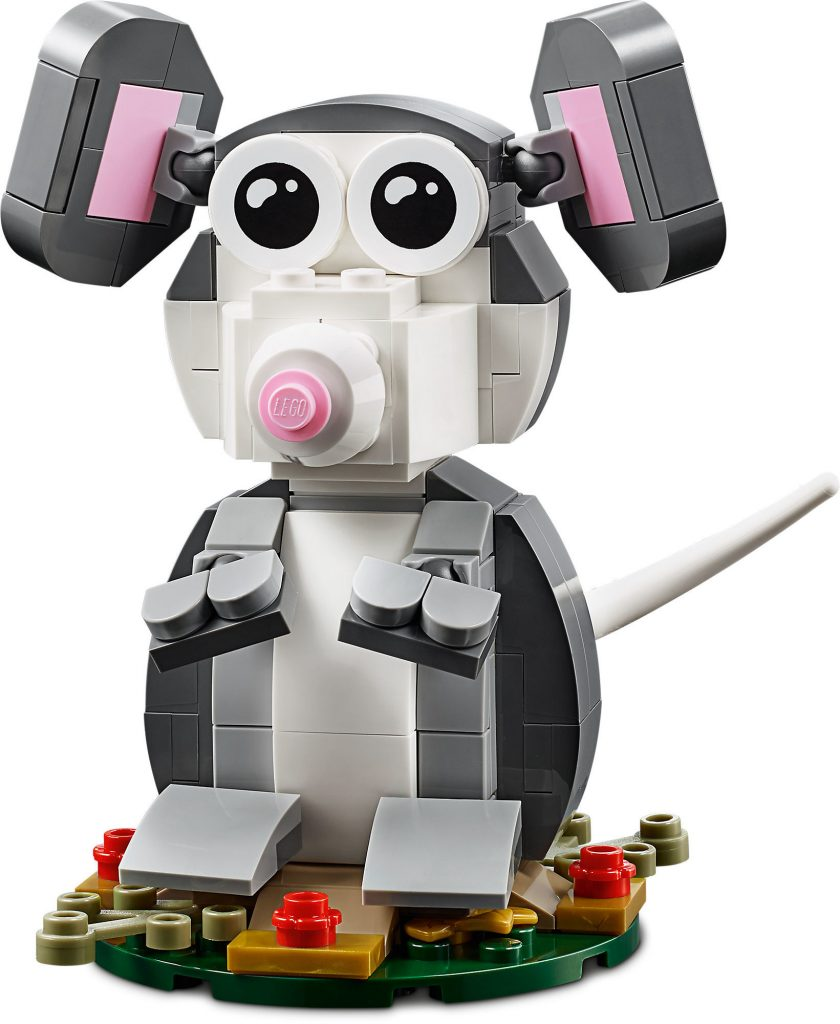 LEGO 40355 Year Of The Rat 3