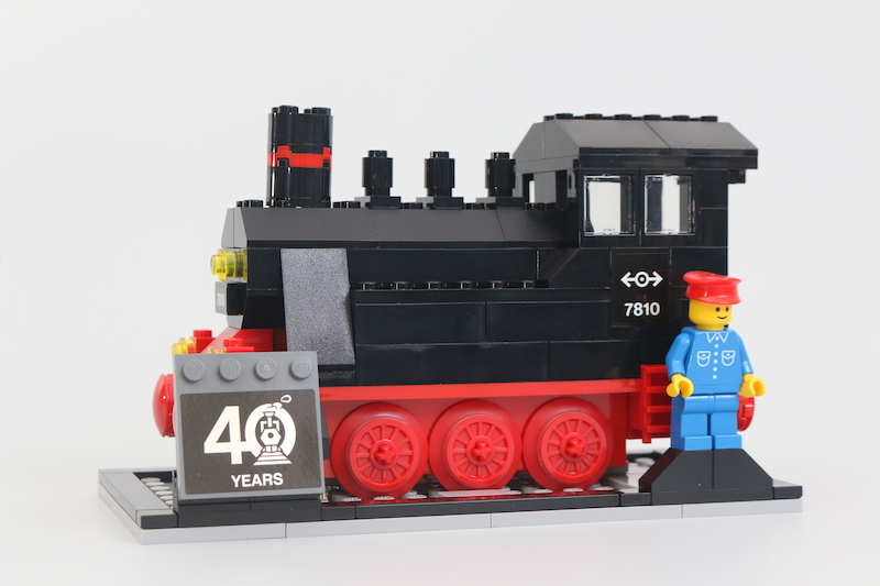 LEGO 40370 Train Review 1