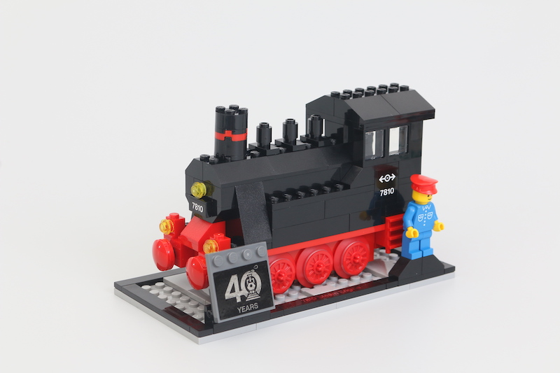 LEGO 40370 Train Review 2