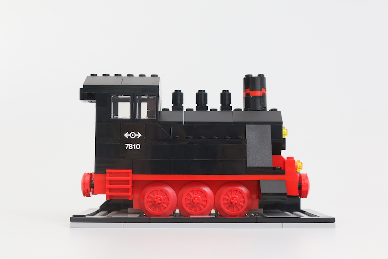 LEGO 40370 Train Review 4