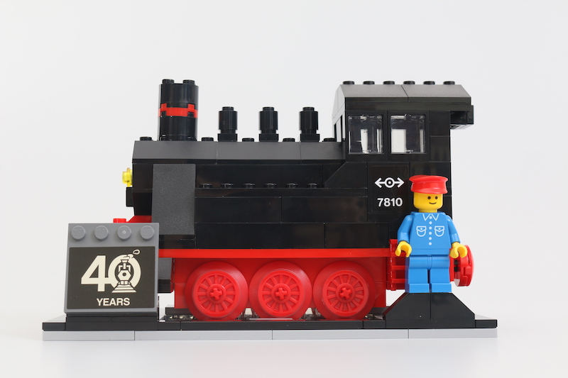LEGO 40370 Train Review 7