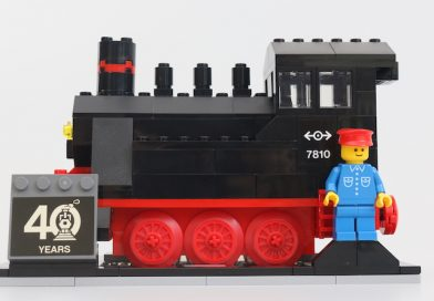 LEGO 40370 Train review