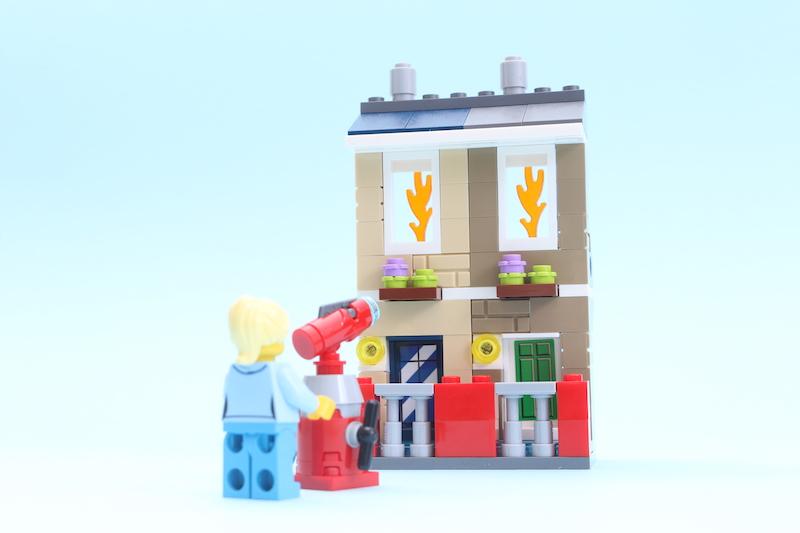 LEGO 40393 LEGOLAND Fire Academy Review 1
