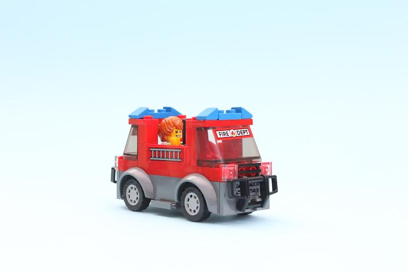 LEGO 40393 LEGOLAND Fire Academy Review 4