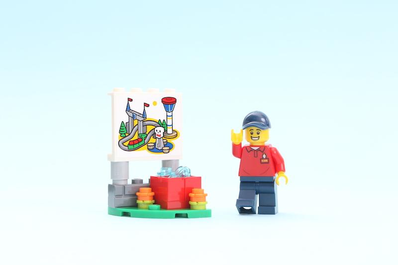 LEGO 40393 LEGOLAND Fire Academy Review 5