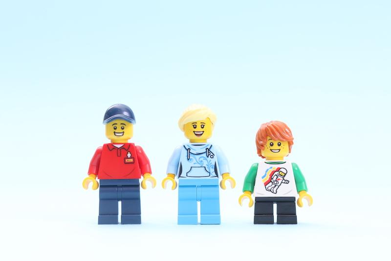 LEGO 40393 LEGOLAND Fire Academy Review 6