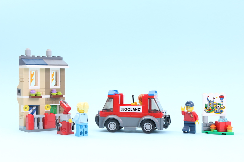 LEGO 40393 LEGOLAND Fire Academy Review Main
