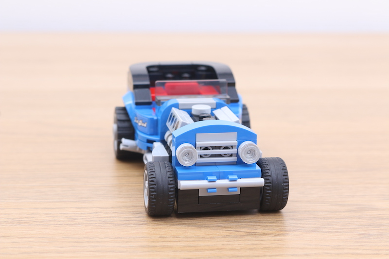 LEGO 40409 Hot Rod Review 10