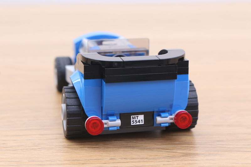 LEGO 40409 Hot Rod review 11